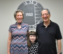 2018 Essay Contest Honorable Mention – Ida Dwan and parents
