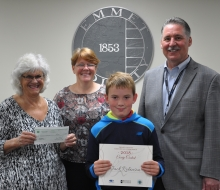 2018 1st Place Essay Contest Winner