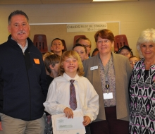 2018 2nd Place Essay Contest Winner