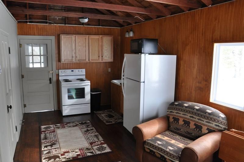 Cabin-4 Kitchen area
