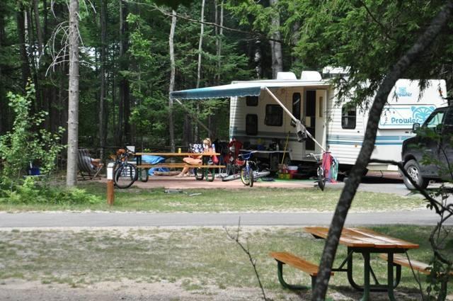 Camp-sites