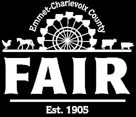 fair logo white