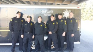 Sheriff dive team 2015