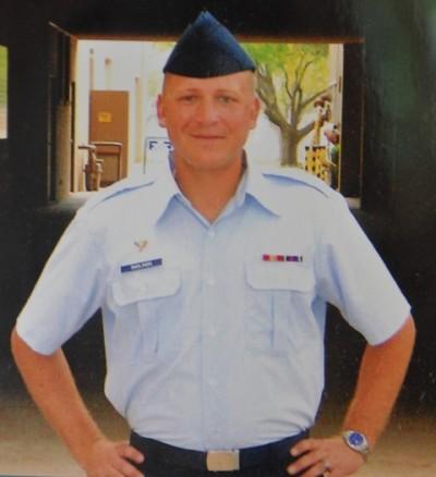 Son Benjamin Smolinski, USAF
