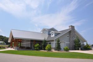 Fairgrounds Community Building