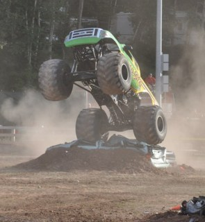 Going Ballistic Monster Truck Visiting Petoskey June 26